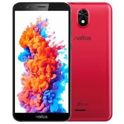 Smartphone Tp-Link Neffos C5 Plus (1GB/16GB) Rojo