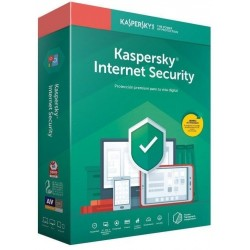 Kaspersky Internet Security 2020 5 Dispositivos 1 Año