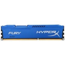 Kingston Memory 4Gb 1600Mhz Ddr3 Hyperx Blue Fury