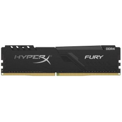 Memoria DDR4 2666 4GB Kingston HyperX Fury Black HX426C16FB3