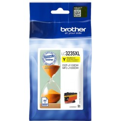 Tinta Brother LC3235XLY Amarillo