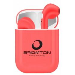 Auriculares Bluetooth Brigmton BML-18-R