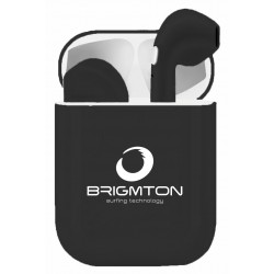 Auriculares Bluetooth Brigmton BML-18-N
