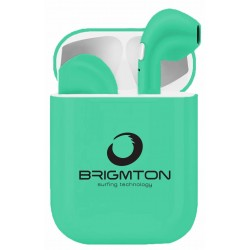 Auriculares Bluetooth Brigmton BML-18-A