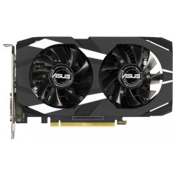 Gráfica Asus Geforce GTX 1650 Dual O4G