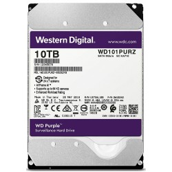 "Disco Duro SATA 3,5"" 10TB WD Purple"