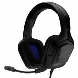 Auriculares con Micrófono The G-Lab Korp Cobalt Black