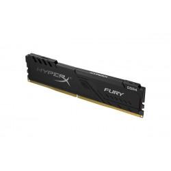 Memoria DDR4 2666 16GB Kingston HyperX Fury Black
