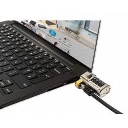 Cable de Seguridad para Portátil Dell Kensington Clicksafe
