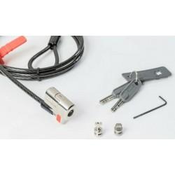 Cable de Seguridad para Portátil y Tablet Dell Kensington Clicksafe