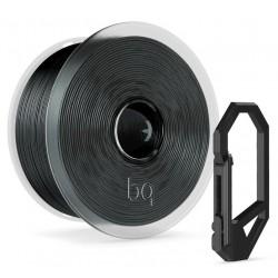 Filamento PET-G 1,75mm Bq Negro 1kg Easy Go