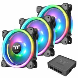 Ventilador Thermaltake Riing Trio 14 RGB Kit x3