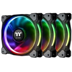 Ventilador Thermaltake Riing Plus 12 RGB Kit x3