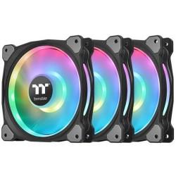 Ventilador Thermaltake Riing Duo 12 RGB Kit x3