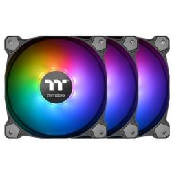 Ventilador Thermaltake Pure Plus 14 RGB TT Premium Edition Kit x3