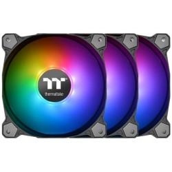 Ventilador Thermaltake Pure Plus 12 RGB TT Premium Edition Kit x3