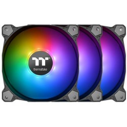 Ventilador Thermaltake Pure 12 ARGB Sync TT Premium Edition Kit x3