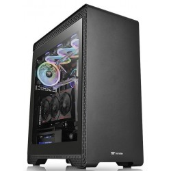 Carcasa ATX Thermaltake S500 Tempered Glass