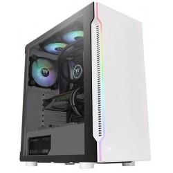 Carcasa ATX Thermaltake H200 TG Snow RGB