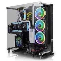 Carcasa ATX Thermaltake Core P5 TG V2 Black Edition