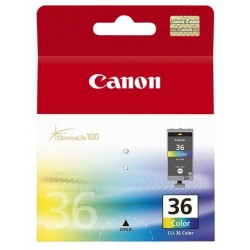 Tinta Canon 36 Color CLI-36