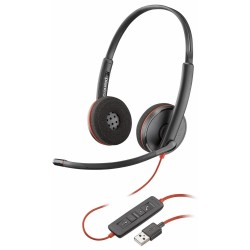 Auriculares Plantronics Blackwire 3220 USB-A