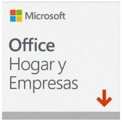 Microsoft Office 2019 Hogar y Empresas. Licencia Electronica