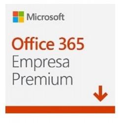 Microsoft Office 365 Empresa Premium Suscripción Anual Licencia Electronica