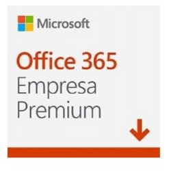 Microsoft Office 365 Empresa Premium Suscripción Anual Licencia Electrónica