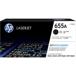 Toner HP 655A Negro CF450A
