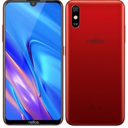 Smartphone Tp-Link Neffos C9 Max Rojo