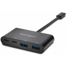 Hub USB Type C de 4 Puertos 3.0 Kensington CH1000