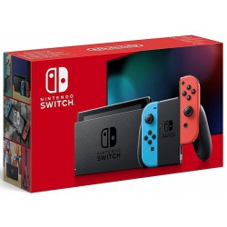 Consola Nintendo Switch Neon v2