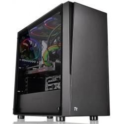 Carcasa ATX Thermaltake Versa J21 Tempered Glass RGB Edition