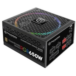Fuente ATX 650W Thermaltake Toughpower Grand RGB Sync Edition