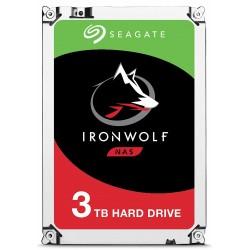 "Disco Duro SATA 3,5"" 3TB Seagate IronWolf"