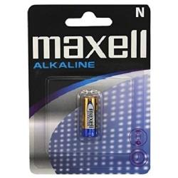 Pila N LR1 1,5V Maxell Alcalina