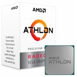 Procesador AMD Socket Am4 Athlon 240GE 3,5GHz
