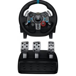 Volante y Pedales Logitech G29 Driving Force para PS4/PS3/PC