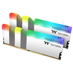 Memoria DDR4 3600 16GB (2x8GB) Thermaltake Toughram Blanco