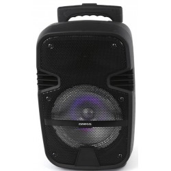 Altavoz Bluetooth Omega Tweeter Karaoke OG84B