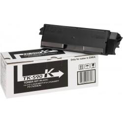 Tóner Kyocera TK-590K Negro 1T02KV0NL0