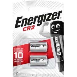 Pila de Litio Photo CR2 Energizer 2 Unidades