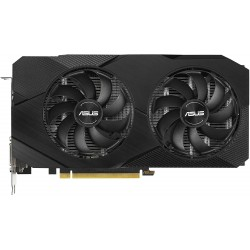 Grafica Asus Geforce GTX 1660 O6G Super Dual Evo DDR6