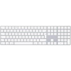 Apple Magic Keyboard con Teclado Numérico Español Plata