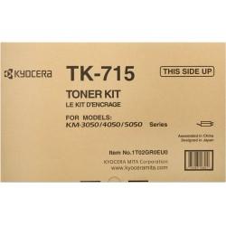 Tóner Kyocera TK-715 Negro