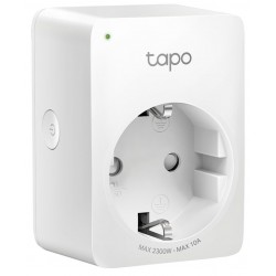 Mini Enchufe Inteligente Wi-Fi Tp-Link Tapo P100