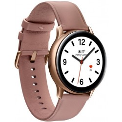 Smartwatch Samsung Galaxy Watch Active2 LTE 40mm Acero Oro Rosa