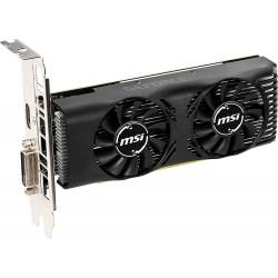 Gráfica Msi Geforce GTX 1650 4GT LP OC