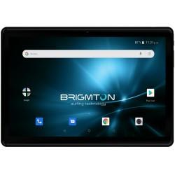 """Tablet de 10"""" Brigmton BTPC-1023OC4G-N Negra"""